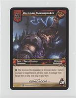 Grennan Stormspeaker