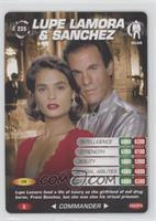 Lupe Lamora & Sanchez