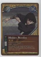 Hidden Needles