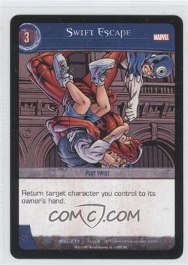 2007 VS System Marvel Legends - Booster Pack [Base] #MVL-271 - Swift Escape