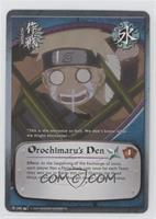Orochimaru's Den