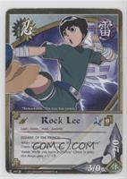 Rock Lee [Noted]