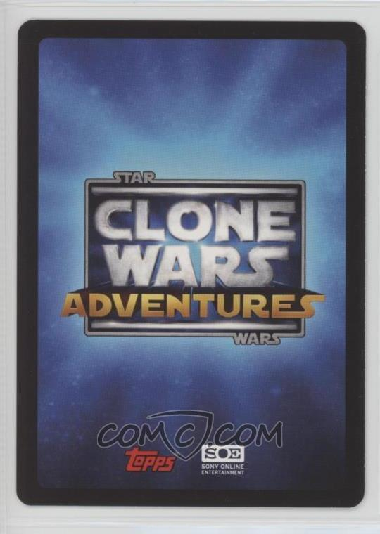 2011 Star Wars: Clone Wars Adventures - Trading Card Game [Base] #14