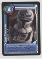 Clone Trooper Axe