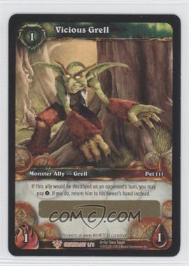 2012 World of Warcraft TCG: Crown of the Heavens - Loot/Insert Redemptions #1 - Vicious Grell