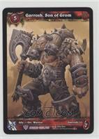 Garrosh, Son of Grom (Extended Art)