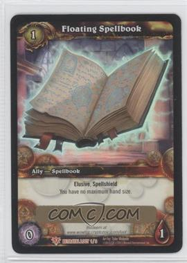 2013 World of Warcraft TCG: Betrayal of the Guardian - Loot/Insert Redemptions #1 - Floating Spellbook