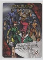 Circus of Crime - Henchman Villain