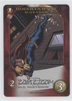 Dangerous Rescue - Black Widow