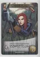 Silent Sniper - Black Widow