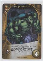 Unstoppable Hulk - Hulk