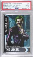 The Joker - Arkham Orgins [PSA9MINT]
