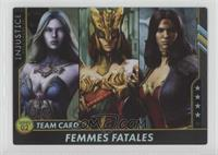 Team Card - Femmes Fatales