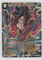 Reborn Might SS4 Son Goku
