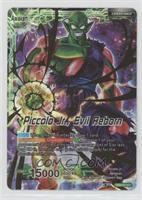 Piccolo Jr.//Piccolo Jr. Evil Reborn