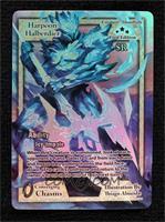 Harpoon Halberdier (Secret Rare)