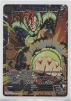 Android 16, Mechanical Prowess