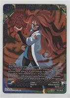 Android 21, the Beautiful Scientist