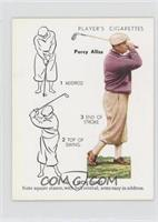 No. 1 Iron Shot-Percy Alliss
