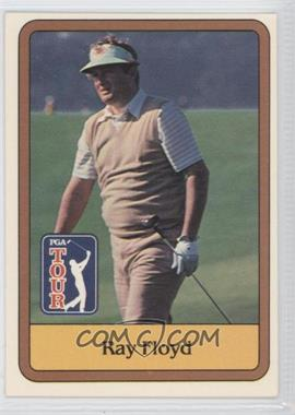1981 Donruss Golf Stars - [Base] #10 - Ray Floyd