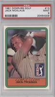 Jack Nicklaus [PSA 9 MINT]