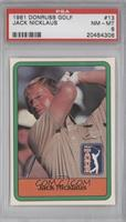 Jack Nicklaus [PSA 8 NM‑MT]