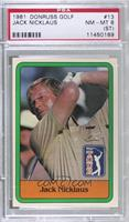 Jack Nicklaus [PSA 8 NM‑MT (ST)]