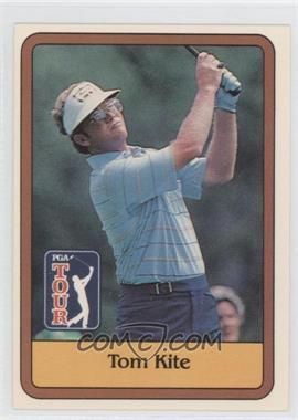 1981 Donruss Golf Stars - [Base] #20 - Tom Kite