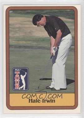 1981 Donruss Golf Stars - [Base] #38 - Hale Irwin