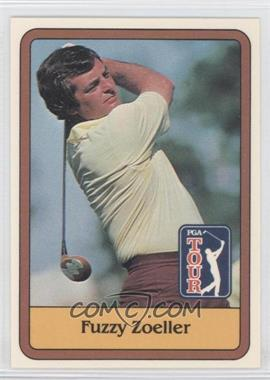 1981 Donruss Golf Stars - [Base] #46 - Fuzzy Zoeller