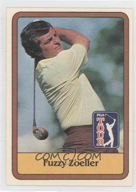 1981 Donruss Golf Stars - [Base] #46 - Fuzzy Zoeller