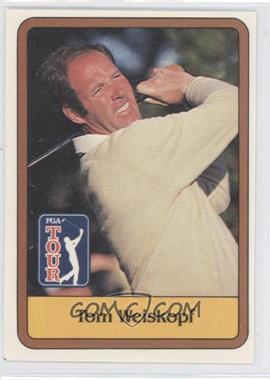 1981 Donruss Golf Stars - [Base] #47 - Tom Weiskopf