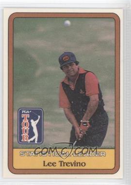 1981 Donruss Golf Stars - [Base] #LETR - Lee Trevino