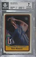 Statistical Leader - Tom Watson [BGS 7 NEAR MINT]