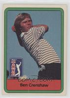 Ben Crenshaw [Noted]