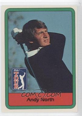 1982 Donruss Golf Stars - [Base] #30 - Andy North