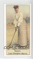 Lady Margaret Scott