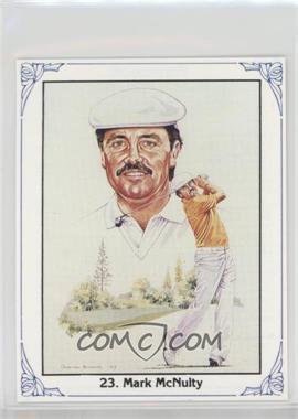 1989 Birchgrey Panasonic European Open - [Base] #23 - Mark McNulty