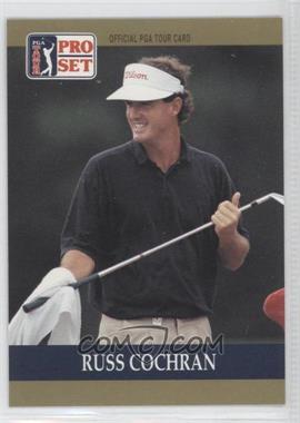 1990 PGA Tour Pro Set - [Base] #14 - Russ Cochran