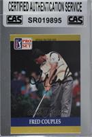 Fred Couples [CAS Certified Sealed]