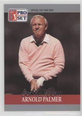 1990 PGA Tour Pro Set - [Base] #80 - Arnold Palmer