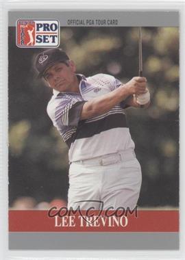 1990 PGA Tour Pro Set - Prototype #LETR - Lee Trevino