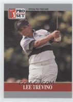 Lee Trevino (Smaller Pro Set Logo)