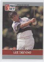 Lee Trevino (Smaller Pro Set Logo)