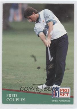 1991 Pro Set - [Base] #130 - Fred Couples