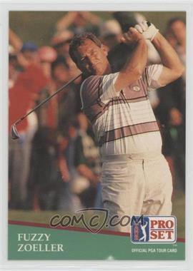 1991 Pro Set - [Base] #144 - Fuzzy Zoeller