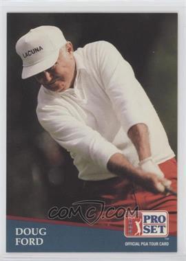 1991 Pro Set - [Base] #224 - Doug Ford