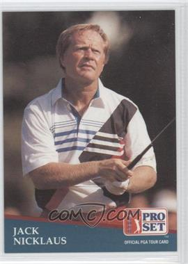1991 Pro Set - [Base] #229 - Jack Nicklaus