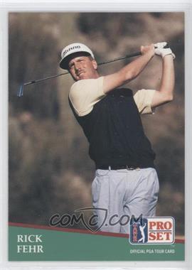 1991 Pro Set - [Base] #33 - Rick Fehr