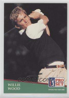 1991 Pro Set - [Base] #4 - Willie Wood